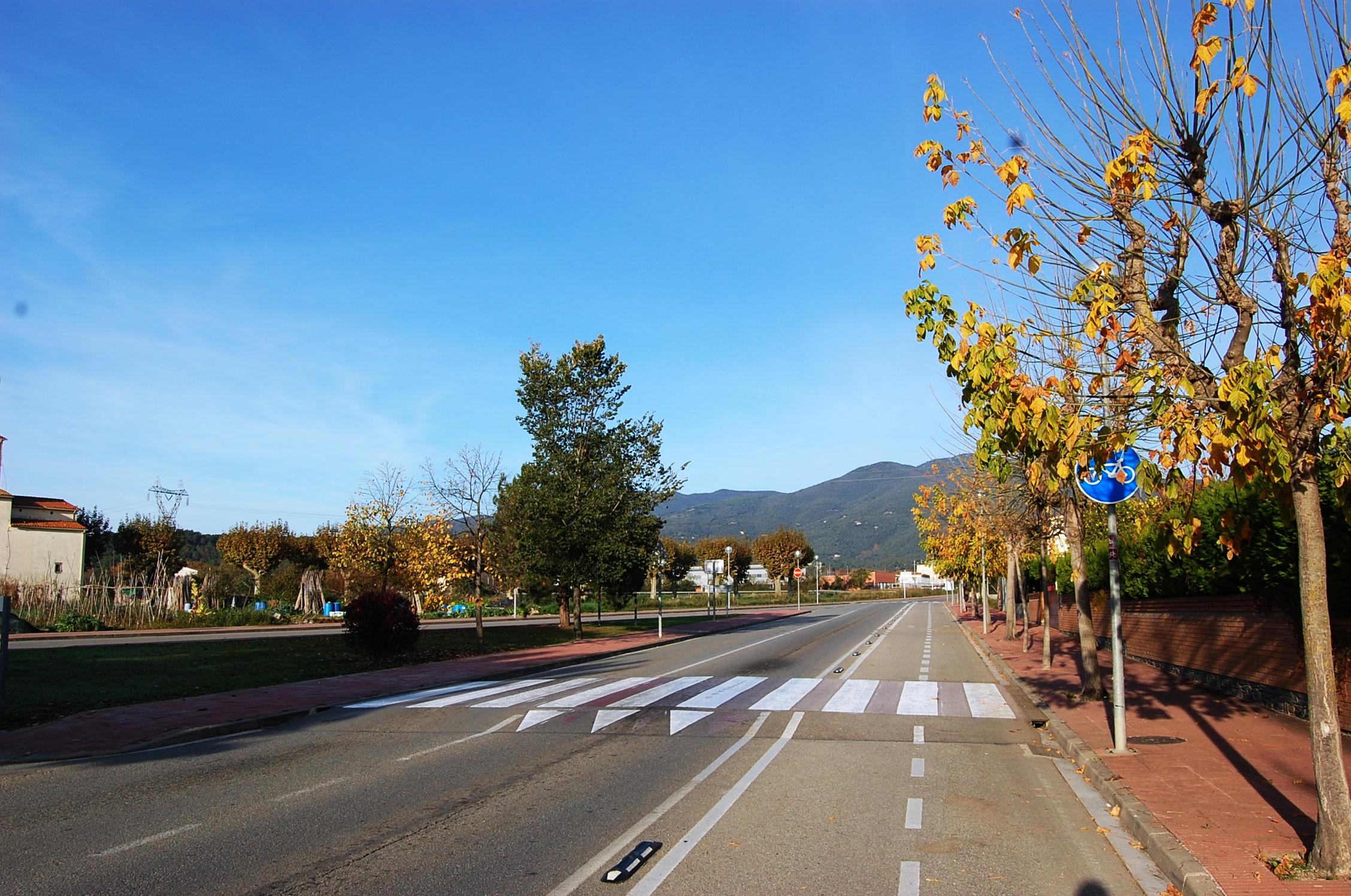 Tram Santa Maria de Palautordera - Sant Esteve de Palautordera