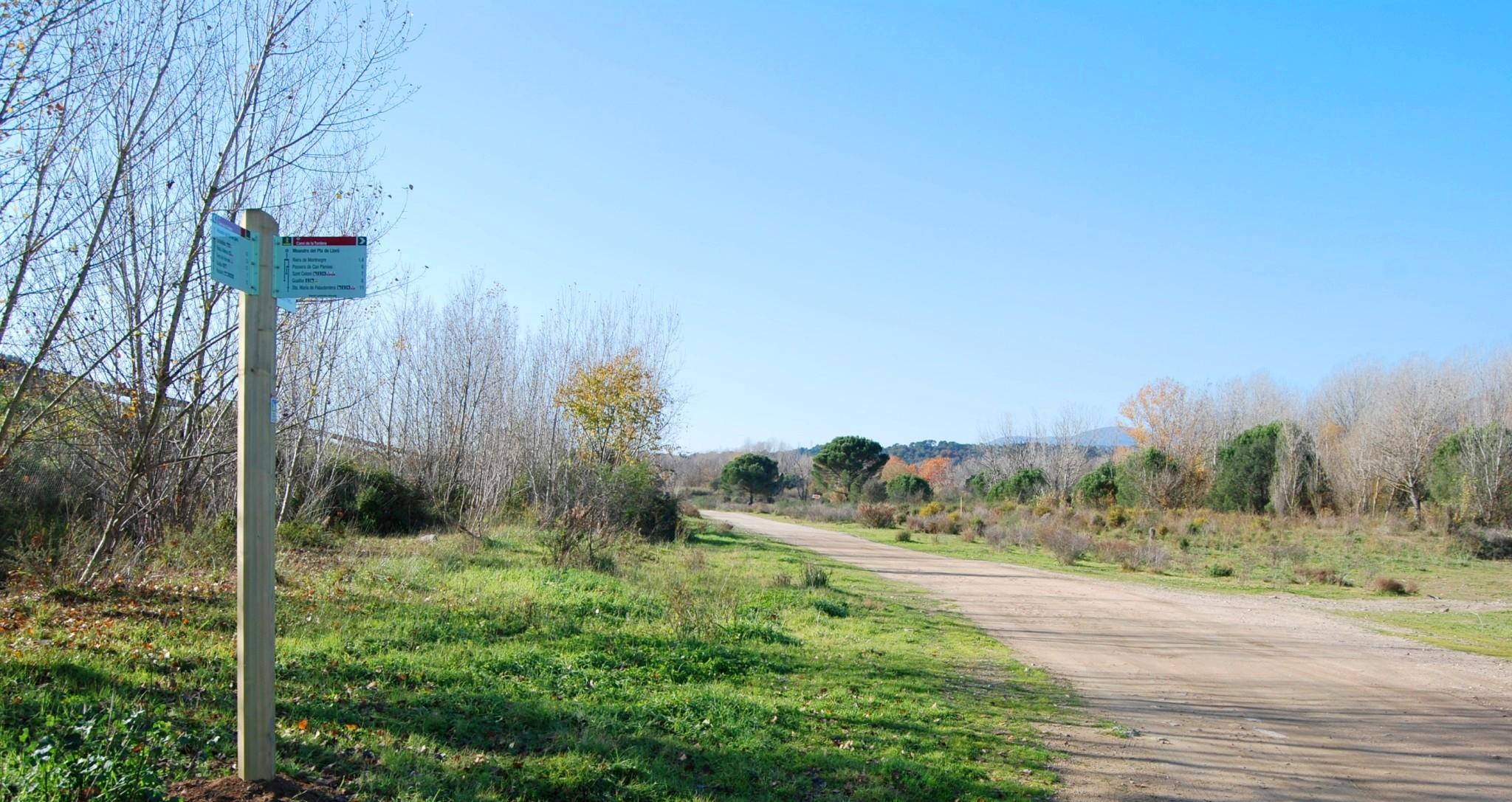 Tram La Batllòria - Sant Celoni