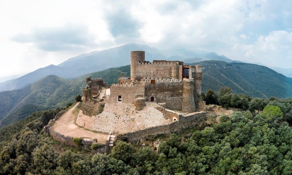 Tram Castell de Montsoriu - Arbúcies